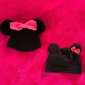 Baby Minnie Beanies